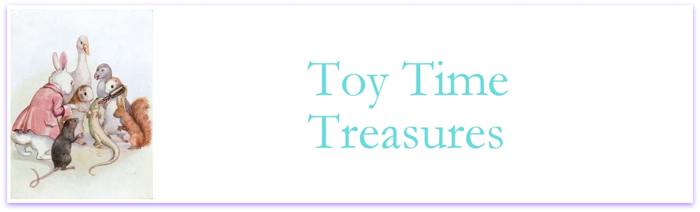 Toy Time Treasures Site