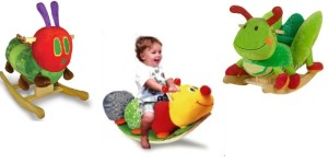 Plush Rocking Bugs For Babies And Toddlers Toy Time