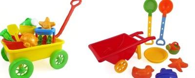 Best Beach Toys on Wheels