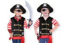 Let's Pretend! Melissa & Doug Role Play Costume Sets