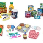 Melissa & Doug's Excellent Toy Food Sets