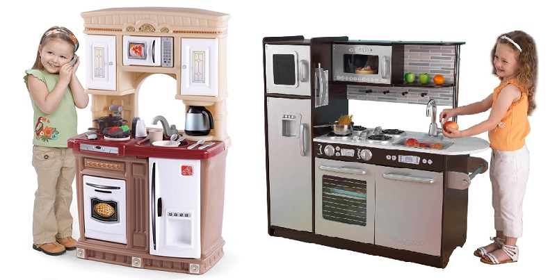 The Best Toy Kitchens | Toy Time Treasure