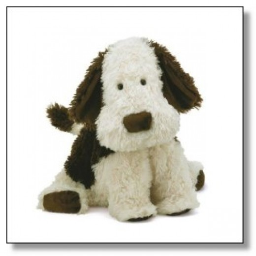 Jellycat Plush Dog