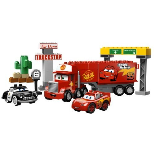 Disney Cars Legos