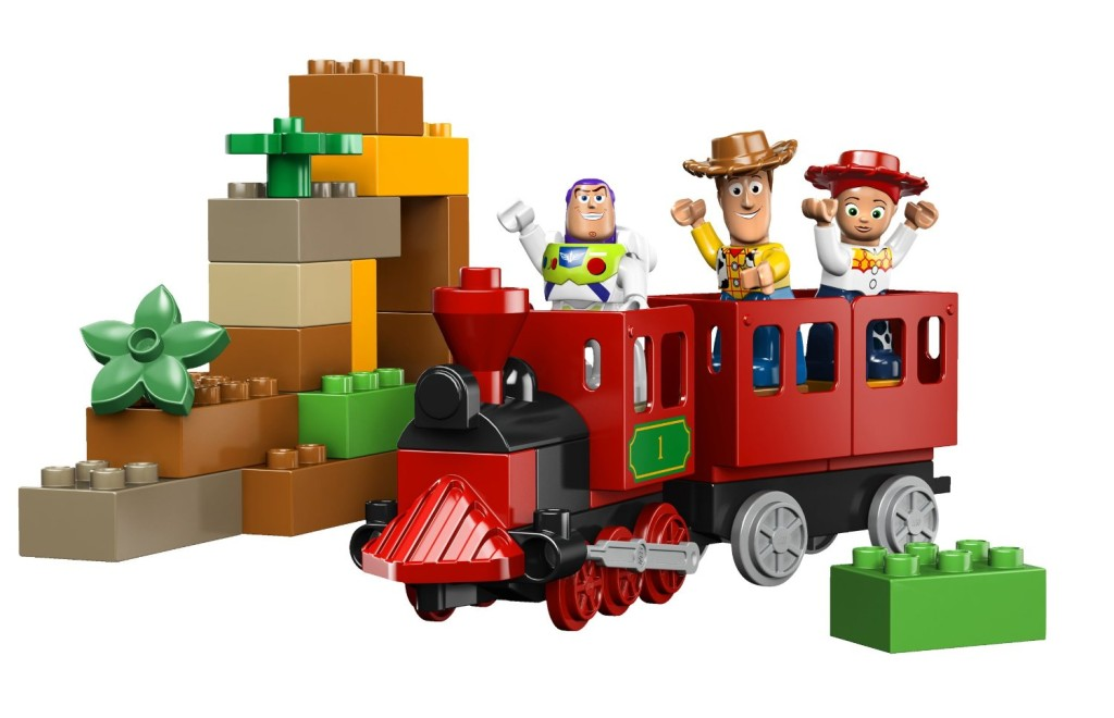 Disney Toy Story Train Lego Duplo