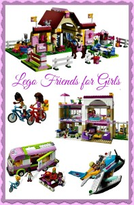 Lego Friends for Girls