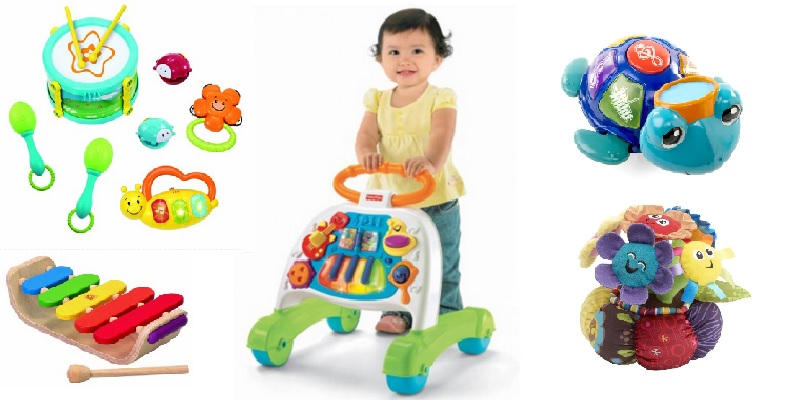 Musical Toys For Toddlers : Musical toys for babies and toddlers toy time treasures