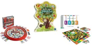 Board Games for Young Kids