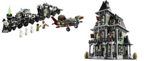 Lego Monster Fighter sets
