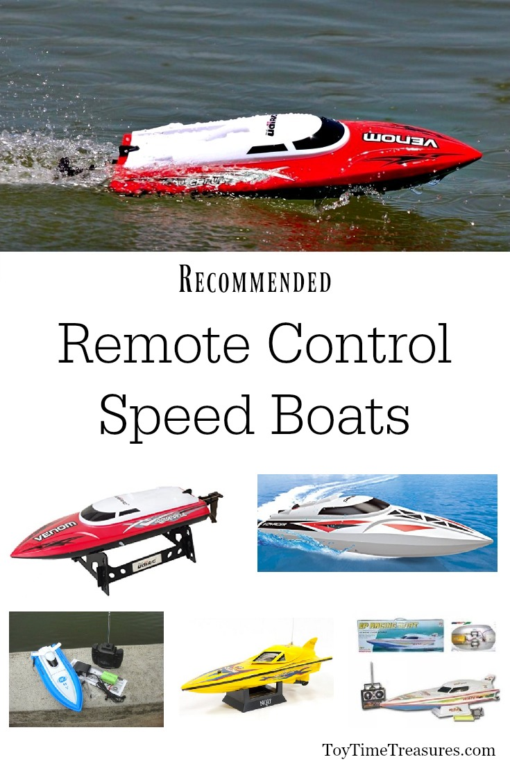 RC Speed Boats
