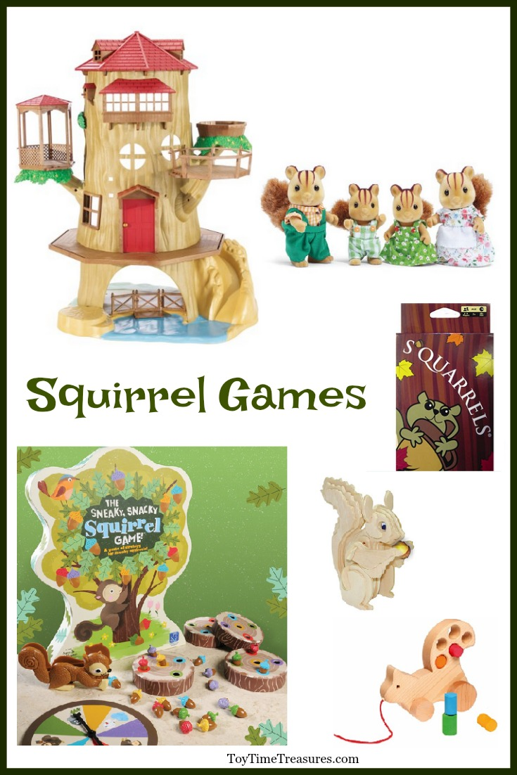 Squirrel Games