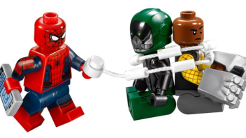 Spiderman Lego Building Sets