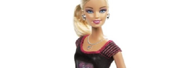 Barbie Photo Fashion Doll Fun Taking Photos