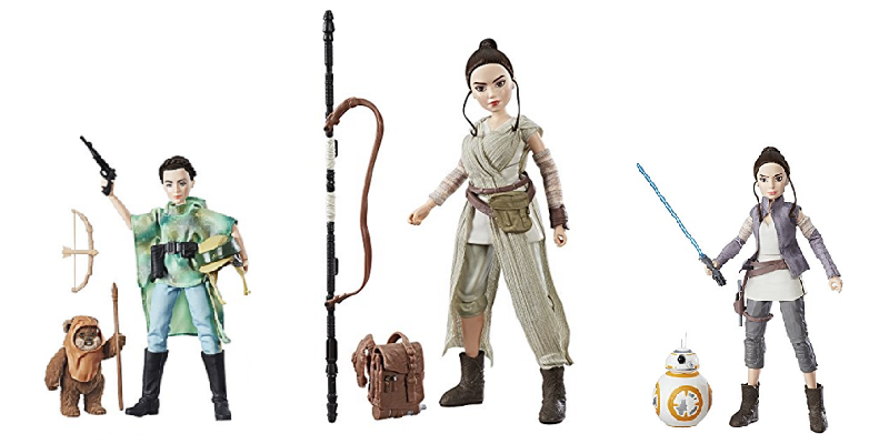 Star Wars Forces of Destiny Adventure Action Figures