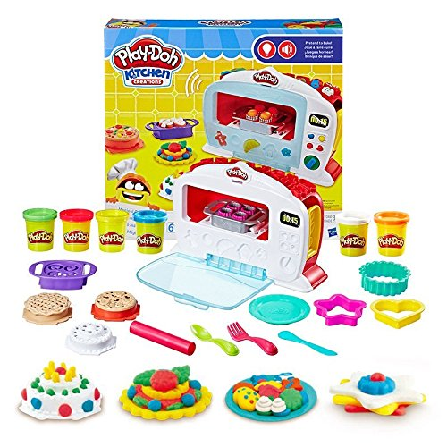 Play-doh Bakery Set
